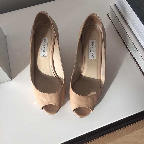 Jimmy Choo Shoes   Jimmy Choo Beige